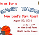 Corn Roast at New Leaf