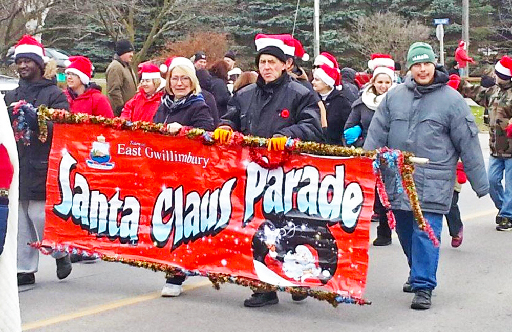 Life at New Leaf Santa Claus Parade