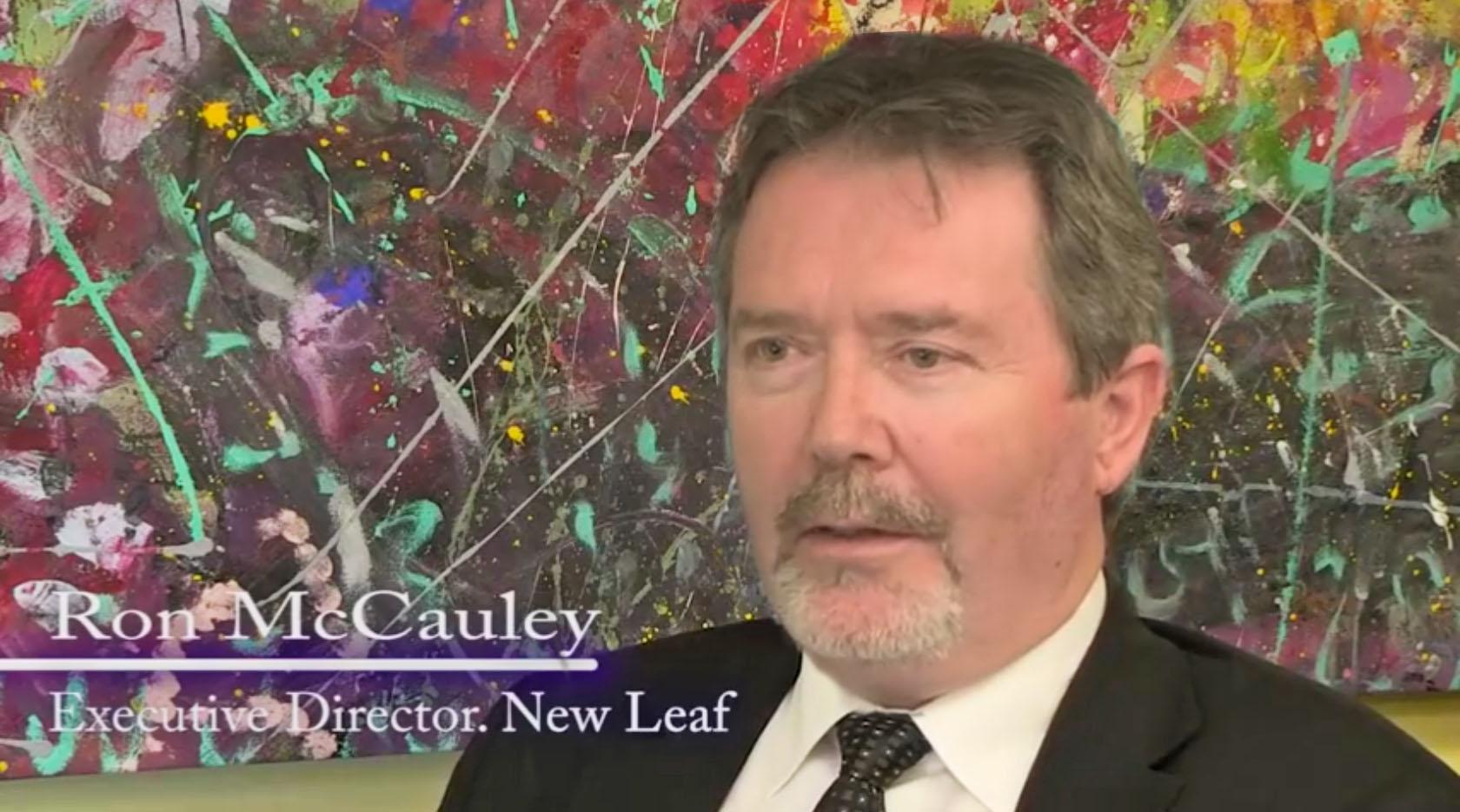Ron McCauley Video