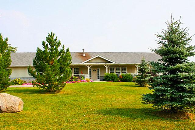 Elms Residence